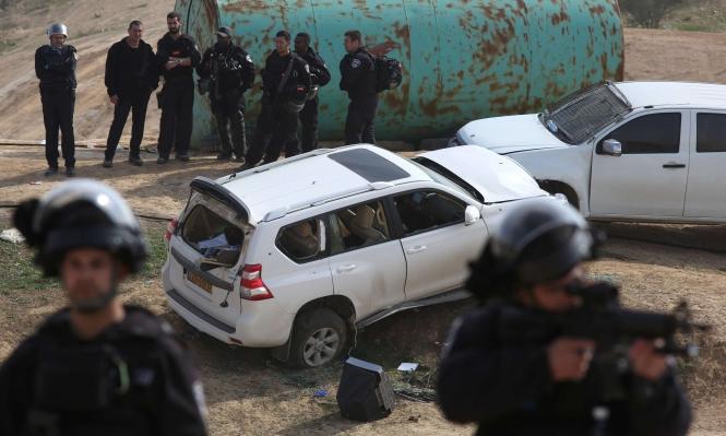أم الحيران: الشرطة تجهز للهدم يوم الأربعاء المقبل