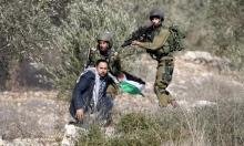 الاحتلال اعتقل590 فلسطينيا خلال كانون الثاني