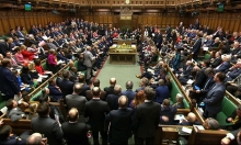 بريطانيا: رئيس مجلس العموم يعارض السماح لترامب بكلمة