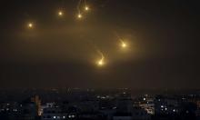غزة: إصابة 3 فلسطينيين في 19 غارة جوية