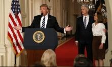 ترامب: إيران دولة إرهابية وغزو العراق كان خطأ