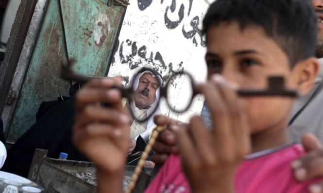 المهجرون الفلسطينيون في ظل الحكم العسكري