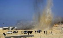"""""""رد على صاروخ أم حرب سرية على حماس؟"""""""