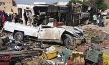 حوادث مصر: مصرع 5 وإصابة 7 في حادث طرق