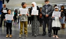 القضاء الأميركي يناقش حظر ترامب للهجرة