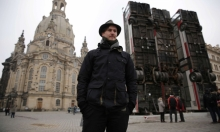 عمل لفنان سوري يغضب اليمين الألماني... وتهديدات بقتله