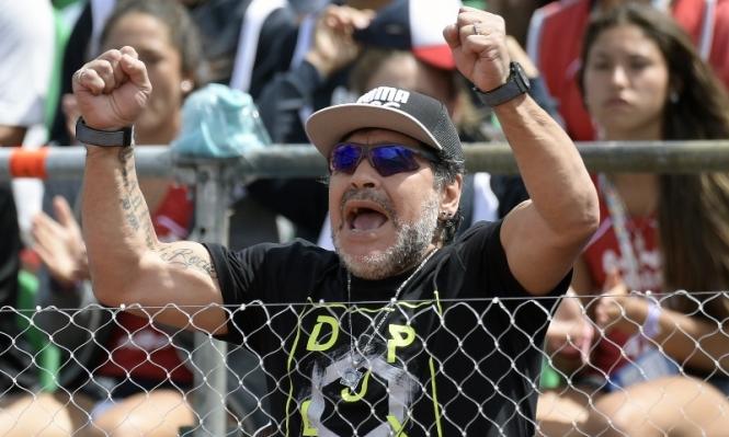 من هو أفضل مدرب في نظر مارادونا؟