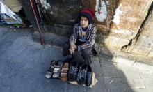 الجوع يلقي أطفال اليمن في الشوارع للتسول