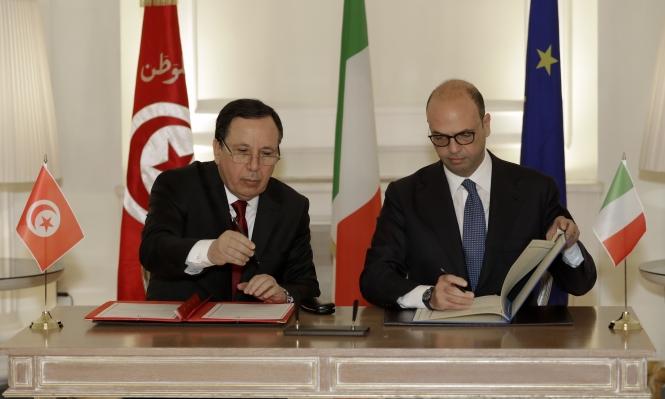 تونس وإيطاليا توقعان اتفاقيات تعاون بمجالات عديدة