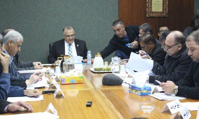 الناصرة: المجلس البلدي يرجئ تعيين مهندس للبلدية