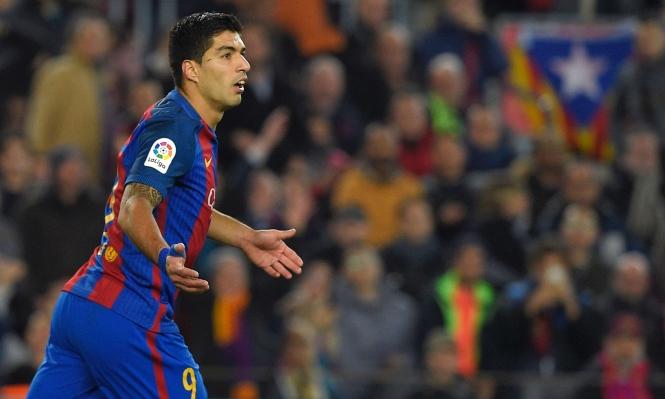 الاتحاد الإسباني يحدد مدة إيقاف سواريز عن اللعب