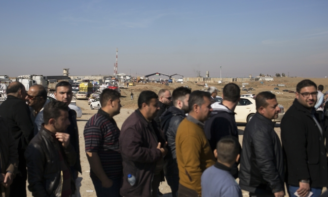 """""""داعش"""" يحتجز 385 نازحا عراقيا"""
