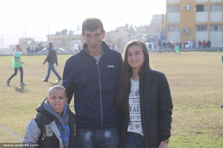 بلال سبع يقود أبناء مجد الكروم لتحقيق فوز ثمين