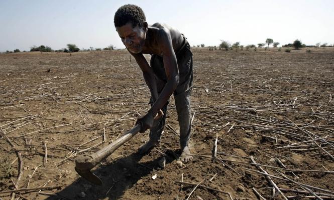 الجوع يهدد 11 مليونا شرقي أفريقيا