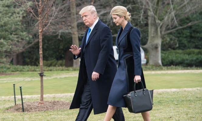 """البيت الأبيض """"ينصح"""" بشراء ملابس ابنة ترامب"""