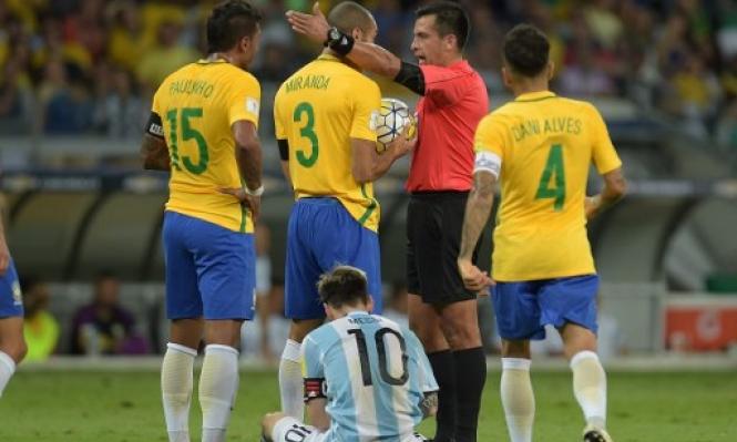 مواجهة ودية بين البرازيل والأرجنتين في أستراليا