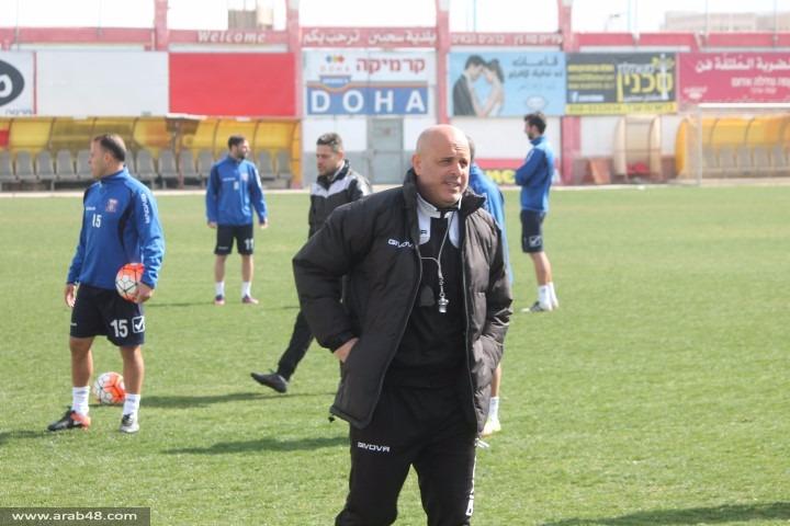 الفريق السخنيني يستعد لمواجهة هـ. كفار سابا بغياب عثمان