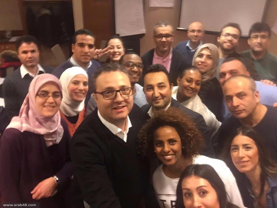 """عباس ناصر... """"إلى تجربة إعلامية جديدة"""" بالتلفزيون العربي"""