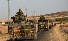 قوات تركية وفصائل معارضة سورية تدخل الباب