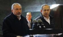 ليبرمان ينصح نتنياهو عدم الاستقالة بحال قدم للمحاكمة
