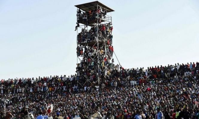 أنغولا: مصرع 17 شخصا في تدافع بملعب كرة قدم