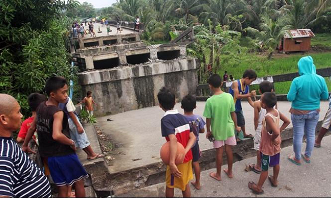 الفلبين: مصرع 6أشخاص في زلزال عنيف