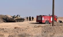 مقتل 8 جنود من جيش النظام السوري في تدمر