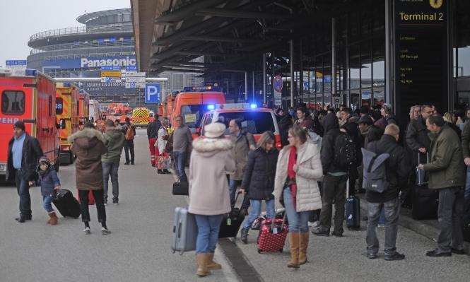 استئناف حركة الطيران بمطار هامبورغ بألمانيا