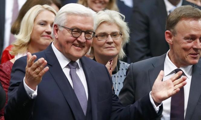 انتخاب فرانك فالتر شتاينماير رئيسا لألمانيا