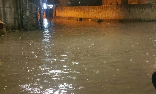 حالة الطقس: اضطرابات جوية تعيد هطول الأمطار