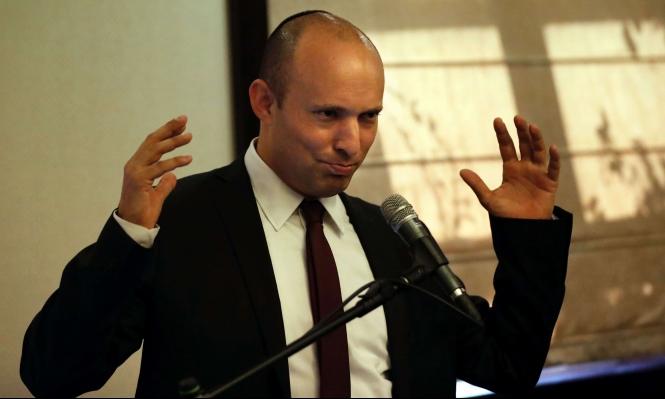 وزراء يتهمون بينيت بجر إسرائيل لحرب على غزة