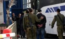 اتهام خمسة فلسطينيين بإطلاق النار صوب معسكر