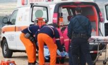 دير حنا: إصابة حرجة لرضيعة سقطت عن علو