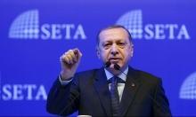 إردوغان يدعو لإقامة منطقة آمنة في سورية