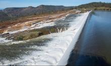 كاليفورنيا: إجلاء 200 ألف بسبب تضرر أطول سد أميركي