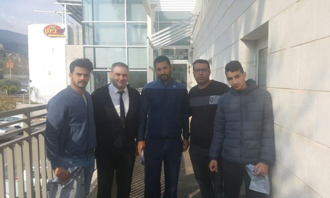 إدارة أبناء الرامة تعقب بعد اعتقال 3 لاعبين