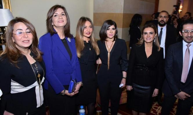 أحمد حلمي ومنى زكي ودنيا غانم سفراء لليونيسيف بمصر