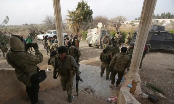 تبادل أسرى بين النظام والمعارضة بسورية