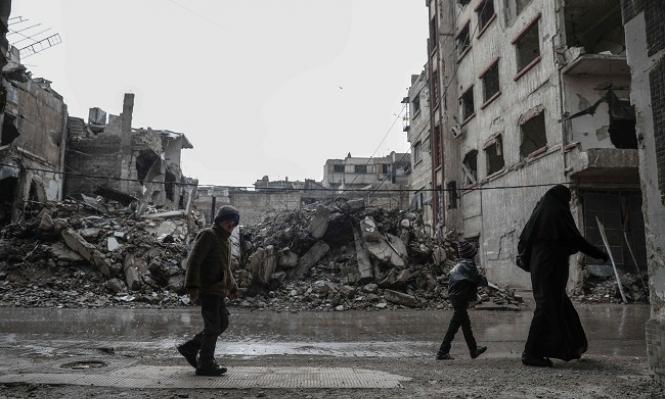 لقاء بين وزيري خارجية روسيا وأميركا حول سورية