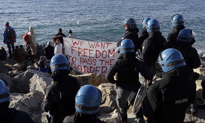 العفو الدولية تندد باتفاقية اللاجئين بين تركيا وأوروبا
