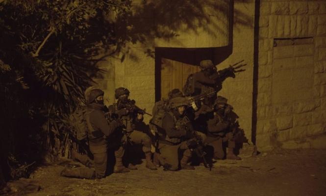 الاحتلال يعتقل 18 فلسطينيا ومواجهات في قلقيلية