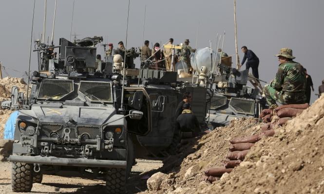 """17 قتيلا من """"داعش"""" والجيش بمعارك الموصل"""