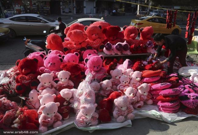 """الموصل يحتفل بالحب لأول مرة... بالرغم من """"داعش"""""""