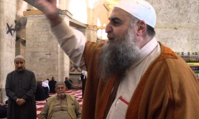 تشديد عقوبة السجن على الشيخ أبو سارة من القدس