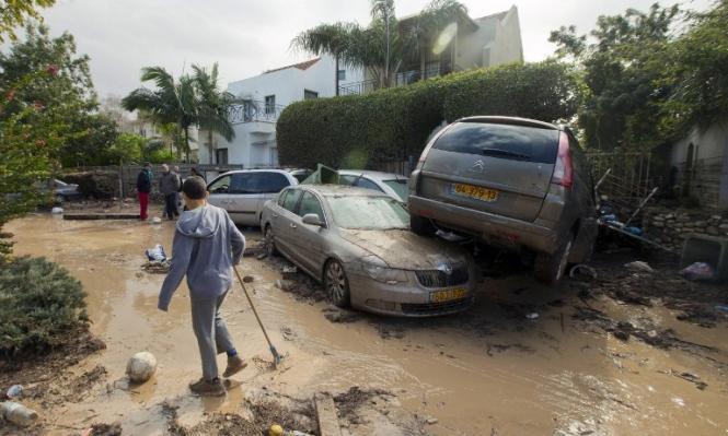 أبو حمد: البلاد تتأثر بالمنخفض الجوي لغاية الجمعة
