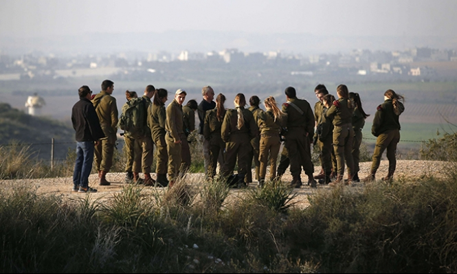 جنود ومجندات في الجيش الإسرائيلي يعملون في الدعارة