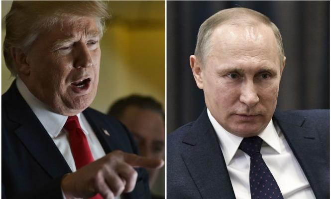 ترامب يبحث عن صفقة كبرى مع بوتين