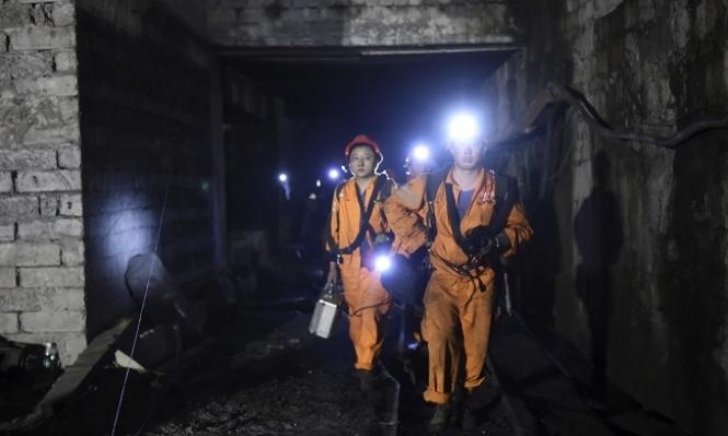 مصرع 8 أشخاص في انفجار بمنجم فحم بالصين
