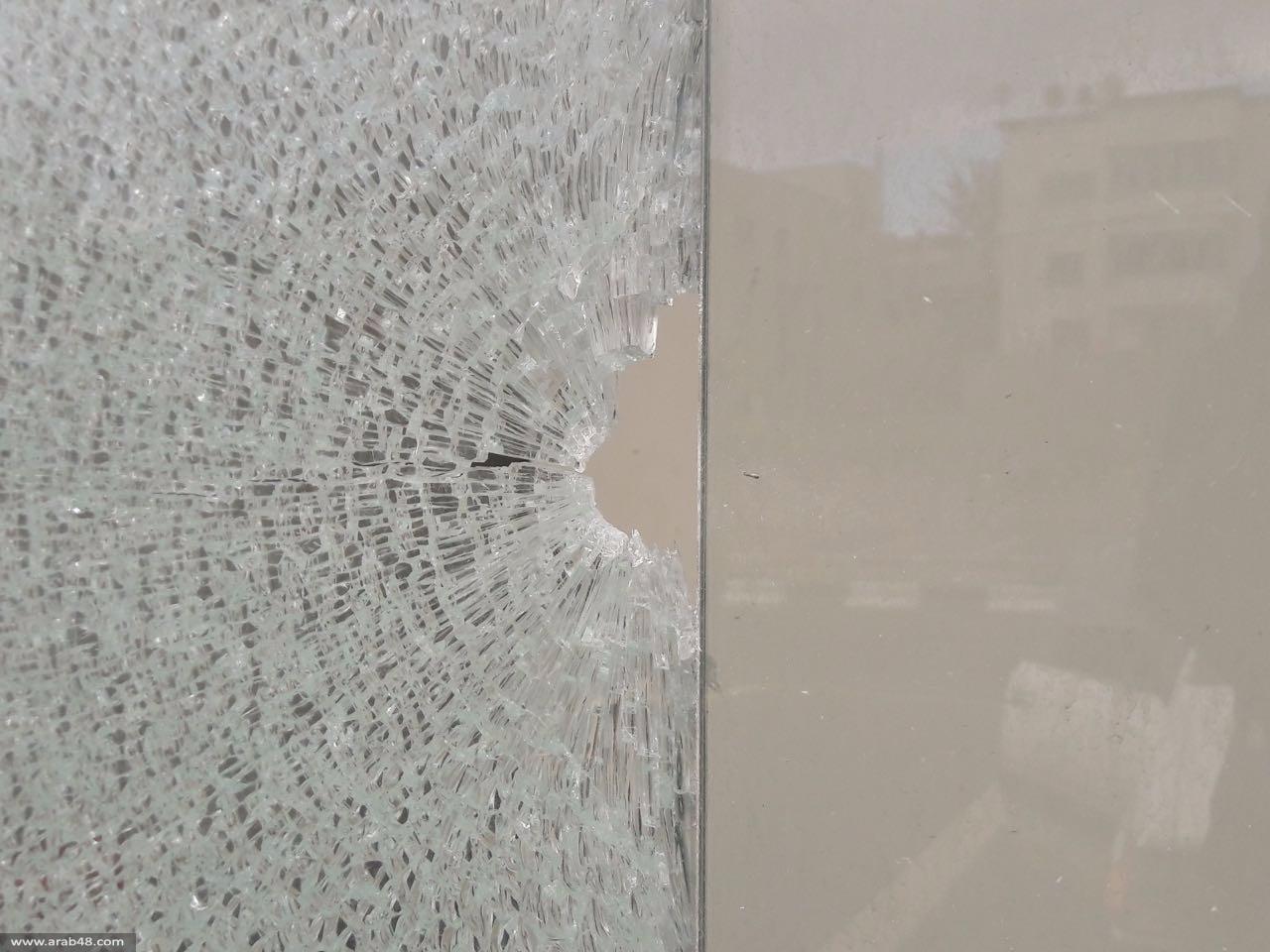 سخنين: إطلاق النار على بناية تجارية