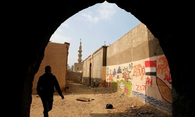 مقابر القاهرة... هنا يتنفس الفقراء الأحياء